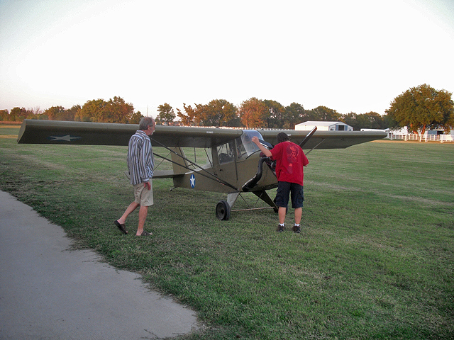 HiMax Test Flight @ Selby Field • 17Sept10 –