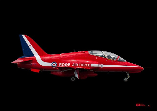 BAE Hawk Mk1 - Red Arrows
